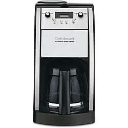 Cuisinart DCC-695PCFR 12-Cup Grind-n-Brew Coffeemaker (Refurbished)