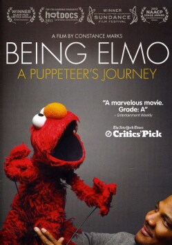 Being Elmo: A Puppeteer's Journey (DVD)