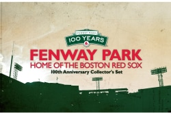 Fenway Park: Centennial: 100 Years as the Heart of Red Sox Nation (DVD)