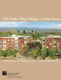 The Rules That Shape Urban Form (Paperback)