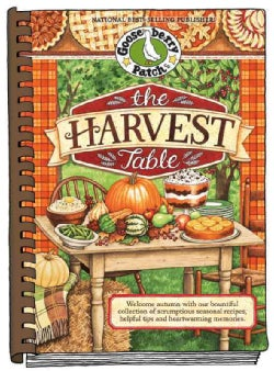 The Harvest Table (Spiral bound)