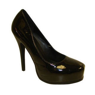 Bucco Ladies ' Delora ' Patent Platform Pumps