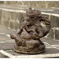 Small Stone Elephant Ganesha Statue (Indonesia)