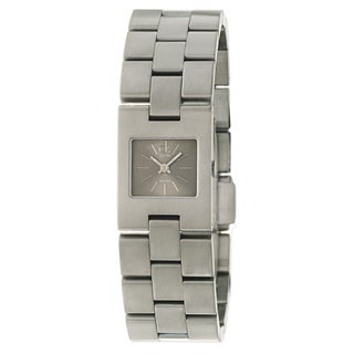 Calvin Klein Women's 'Kalalis' PVD-Coated Stainless Steel Quartz Watch