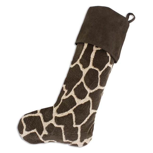Giraffe Bitter-PS Hershey Holiday Stocking
