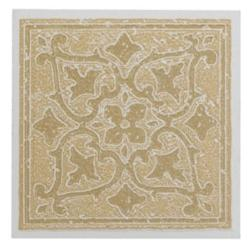 Nexus Accent Sandstone 4x4 Self Adhesive Vinyl Wall Tile - 27 Tiles/3 sq Ft.