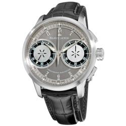 Maurice Lacroix Men's MP7128-SS001-320 'Masterpiece Le Chronographe' Mechanical Watch
