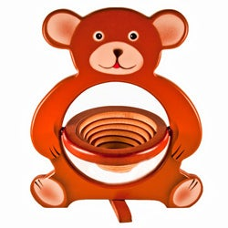 Collapsible Teddy Bear Basket