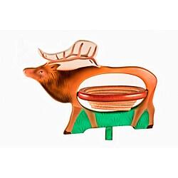 Collapsible Elk Basket