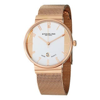 Stuhrling Original Women's Lady Monticello Swiss Quartz Watch