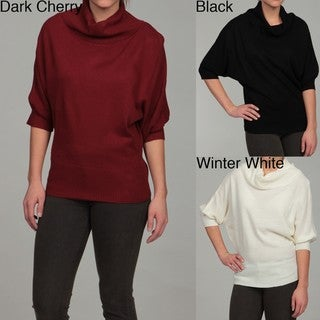 Razzle Dazzle Women's Turtleneck Dolman Top FINAL SALE