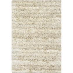 Hand-woven Mandara Shag Rug (9' x 13')
