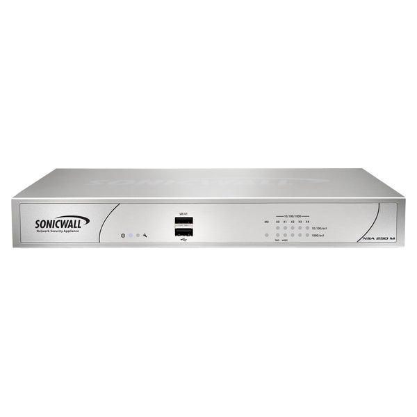 SonicWALL NSA 250M Secure Upgrade Plus 2