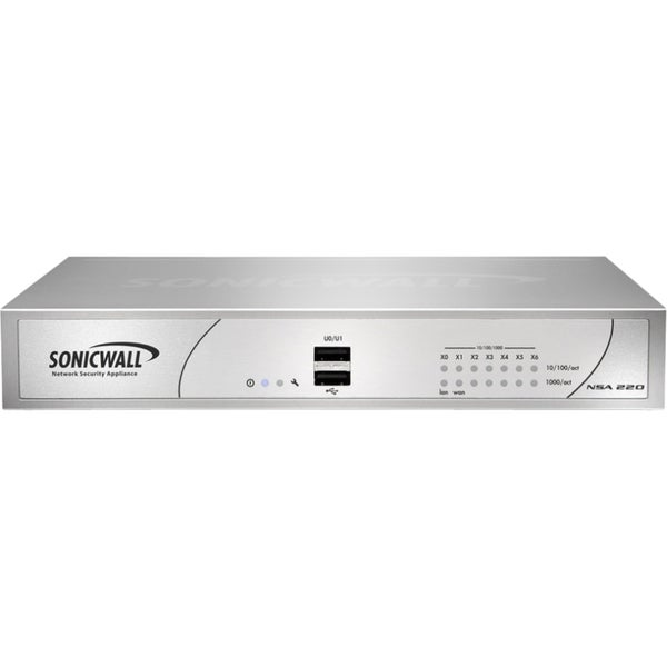 SonicWALL NSA 220 Secure Upgrade Plus 2