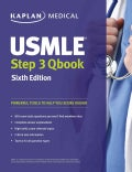 Kaplan Medical USMLE Step 3 Qbook (Paperback)