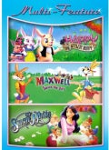Happy The Littlest Bunny/Maxwell Saves The Day/Snow White (DVD)