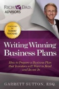 Writing Winning Business Plans: How to Prepare a Business Plan That Investors Will Want to Read-and Invest In (Paperback)