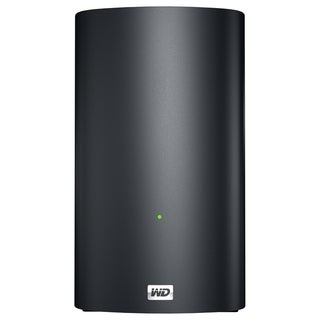 WD My Book Live Duo WDBVHT0060JCH Network Storage Server