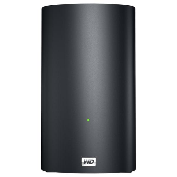 WD My Book Live Duo WDBVHT0040JCH Network Storage Server
