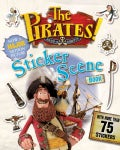 The Pirates! Band Of Misfits: Sticker Scene Book (Paperback)