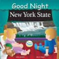 Good Night New York State (Board book)