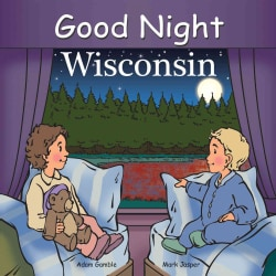 Good Night Wisconsin (Board book)