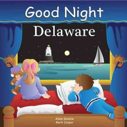 Good Night Delaware (Board book)