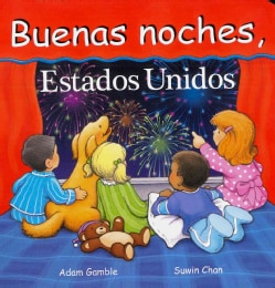 Buenas Noches, Estados Unidos / Good Night America (Board book)