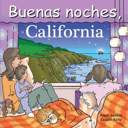 Buenas Noches, California / Good Night California (Board book)