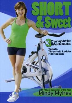 Mindy Mylrea: Short & Sweet Cycling (DVD)