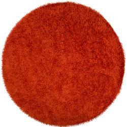Hand-woven Felix Soft Shag (8' Round)