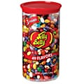 Jelly Bellly 3 lb 49 Assorted Flavors Clear Can