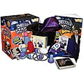 Grafix Deluxe Plastic Magic Set with Magician's Hat and Wand