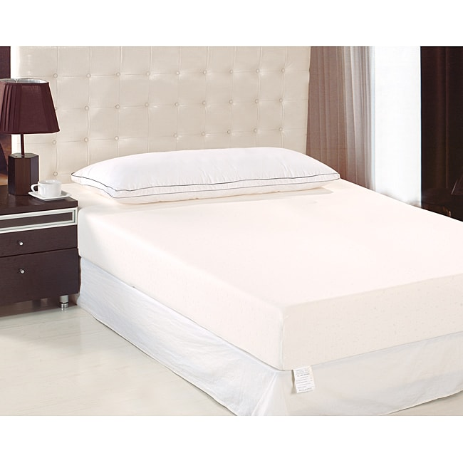 Super Comfort 6 Inch Twin Size Memory Foam Mattress Overstock Shopping Great Deals On Mattresses