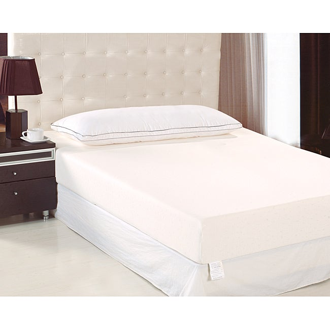 Super Comfort 6-inch Queen-size Memory Foam Mattress