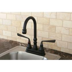 Oil Rubbed Bronze Bar Faucet