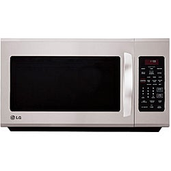 LG 2.0 Cu.Ft. Stainless Steel Over-the-Range Microwave (Refurbished)
