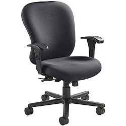 Nightingale 24/7 Heavy Duty Mid Back Task Chair with Headrest