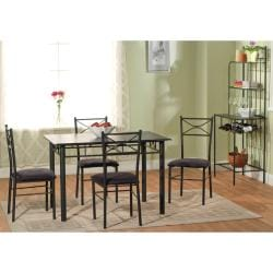 Valencia Metal Dining Set (5-Piece)