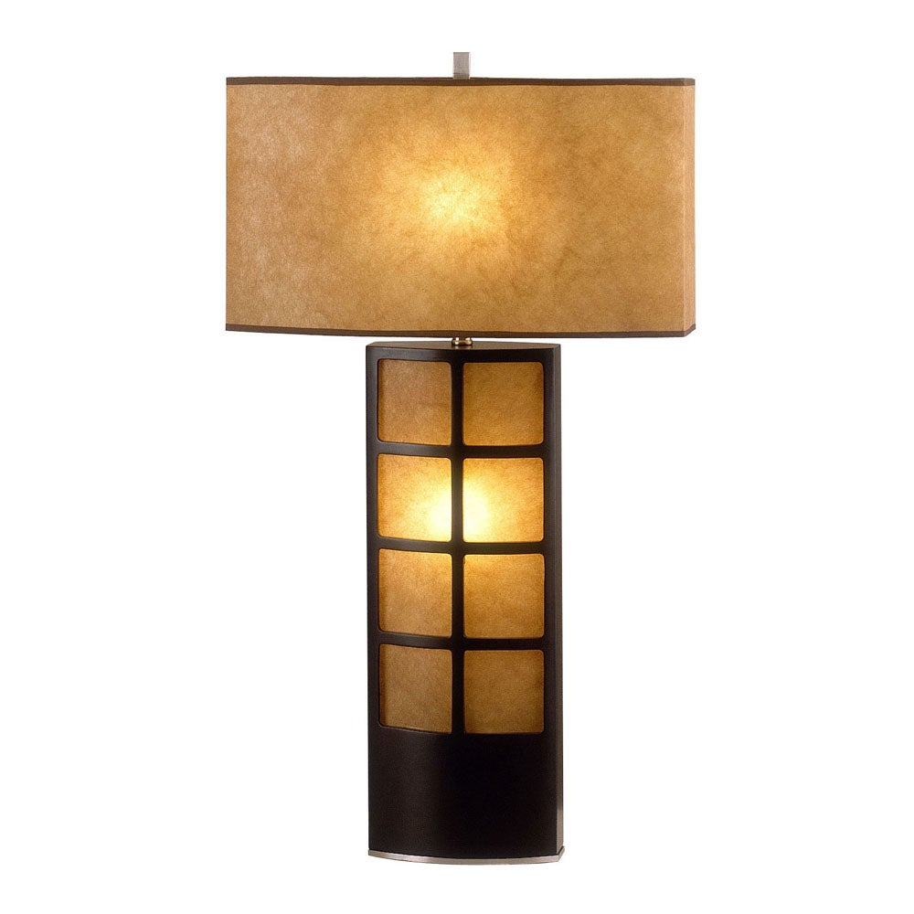 "Nova Lighting ""Ventana"" Table Lamp"
