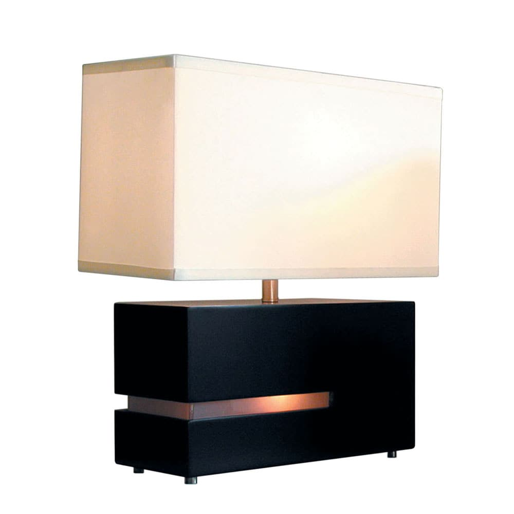 "Nova Lighting ""Zen"" Reclining Table Lamp"