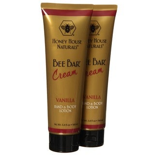Bee Bar Hand and Body Cream (Set of 2)