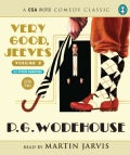 Very Good, Jeeves (CD-Audio)