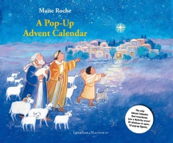 A Pop-Up Advent Calendar