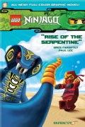 Ninjago Masters of Spinjitzu 3: Rise of the Serpentine (Hardcover)