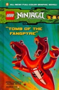 Ninjago 4: Tomb of the Fangpyre (Hardcover)
