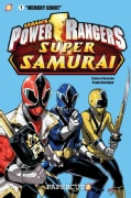 Saban's Power Rangers Super Samurai 1: Memory Short (Paperback)