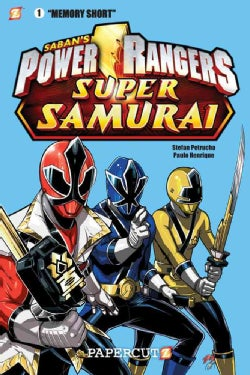 Saban's Power Rangers Super Samurai 1: Memory Short (Hardcover)