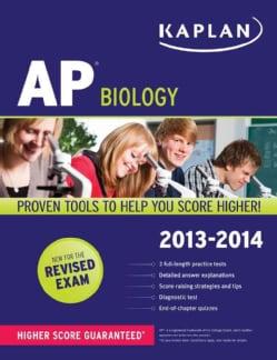 Kaplan AP Biology 2013-2014 (Paperback)