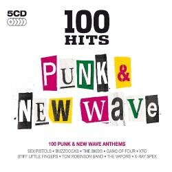 100 HITS - PUNK & NEW WAVE